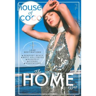 https://www.houseofcoco.net|House of Coco Home Issue Vol.11 Cover