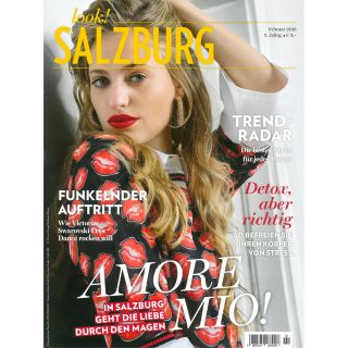 http://www.looksalzburg.at|Look! Salzburg Cover February 2018