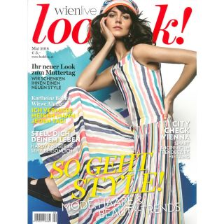 https://www.looklive.at|Look! Wienlive May 2018 Cover
