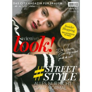 https://www.looklive.at|Look! Wienlive September 2018 Cover