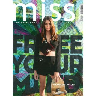 https://www.miss.at|Miss November 2018 Cover
