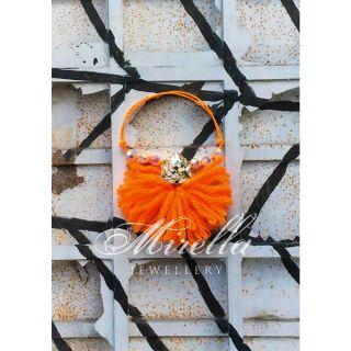 Mrs. Fenlock Orange