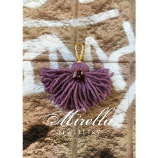 Mrs. Lavender Crystal