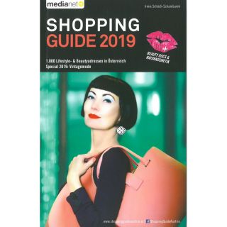 https://shoppingguideaustria.at|Shopping Guide 2019 Cover