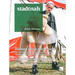 http://www.stadtnah.at|Stadtnah Ausgabe 02 Cover