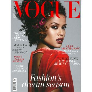 http://www.vogue.co.uk|Vogue Cover Arpil 2018