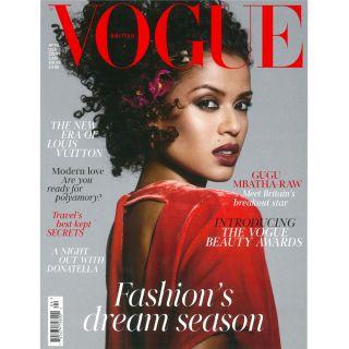 http://www.vogue.co.uk|Vogue Cover April 2018