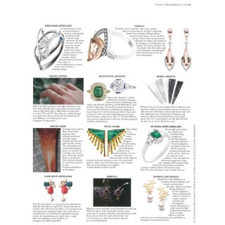 http://www.vogue.co.uk|Vogue Inside Jewellery Designer Profile March 2018